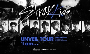 STRAY KIDS UNVEIL TOUR