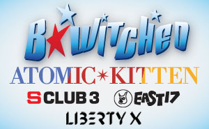 B*WITCHED & ATOMIC KITTEN